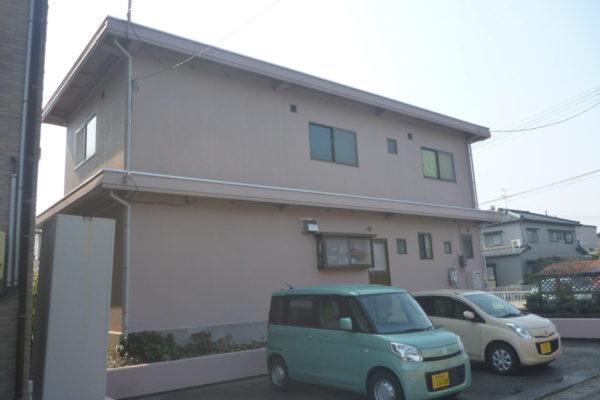 新潟県新潟市江南区S様 外壁塗装及び屋上防水工事