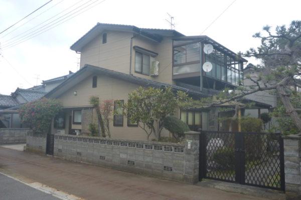 新潟県新潟市江南区M様 外壁・屋根塗装