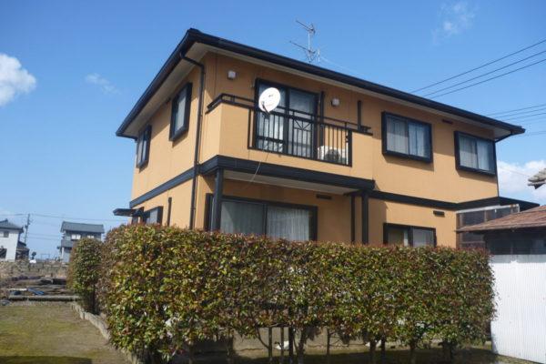 新潟市江南区横越 M様邸 外壁・遮熱屋根塗装工事