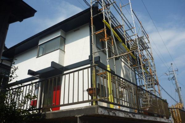 新潟市秋葉区 H様邸 外壁塗装・屋根塗装工事