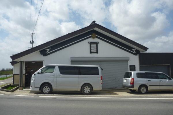 新潟県新潟市北区 外壁張替・板金工事