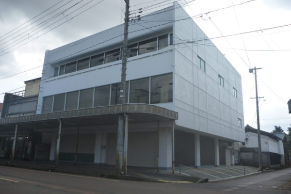 新潟県新発田市 Mビル様 改修工事
