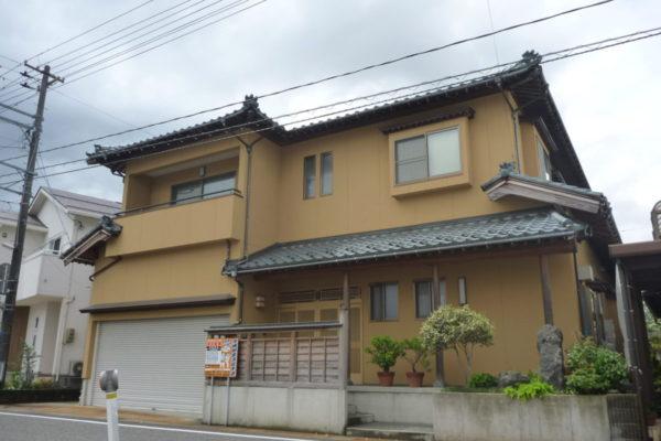 新潟県新潟市江南区 T様邸 外壁塗装工事