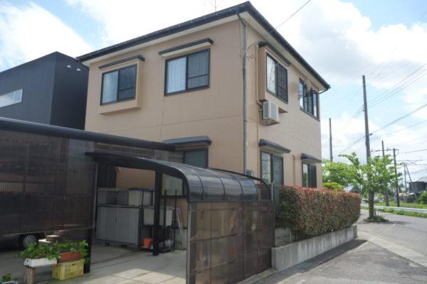 新潟県新潟市秋葉区O様邸 外壁塗装工事