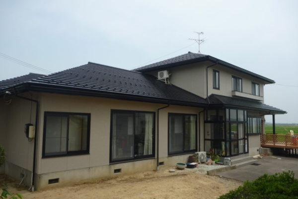 新潟県新潟市秋葉区 W様 外壁塗装・屋根塗装