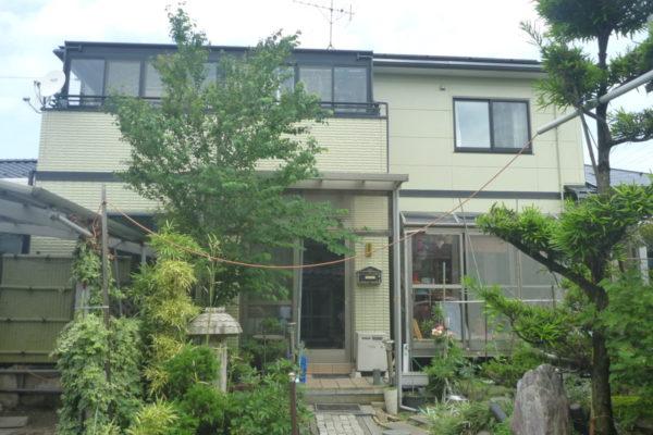 新潟県胎内市 O様 外壁塗装・屋根塗装工事