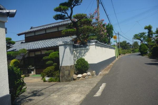 新潟県新潟市西蒲区 A様邸外構・平垣塗装工事