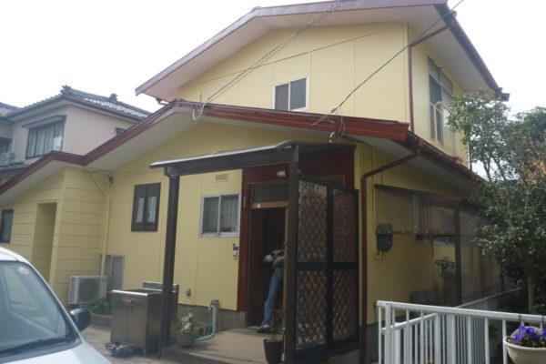 新潟県新潟市西区 外壁塗装 屋根塗装