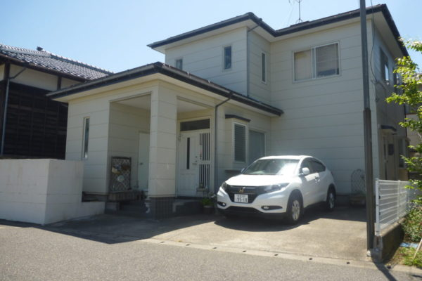 新潟県新潟市東区 B様邸外壁塗装工事・防水工事・外壁張替工事