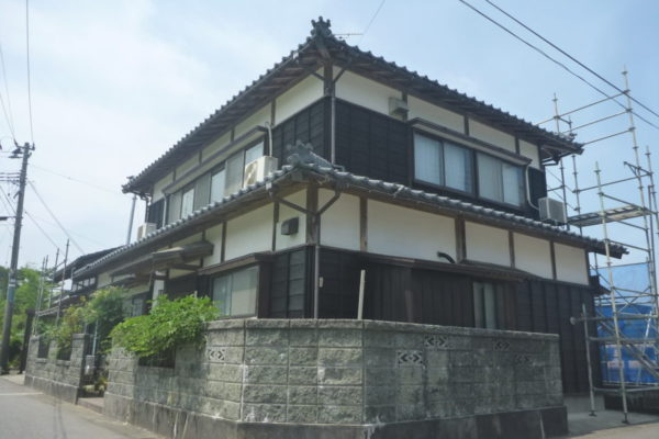 新潟県村上市 I様邸 外壁塗装・屋根塗装工事