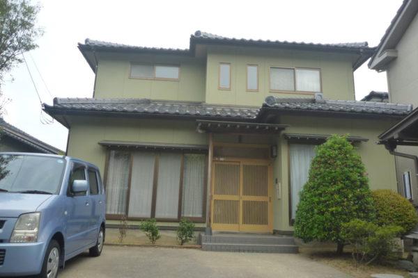 新潟県新潟市東区A様邸外壁塗装・屋根塗装・雨樋交換工事
