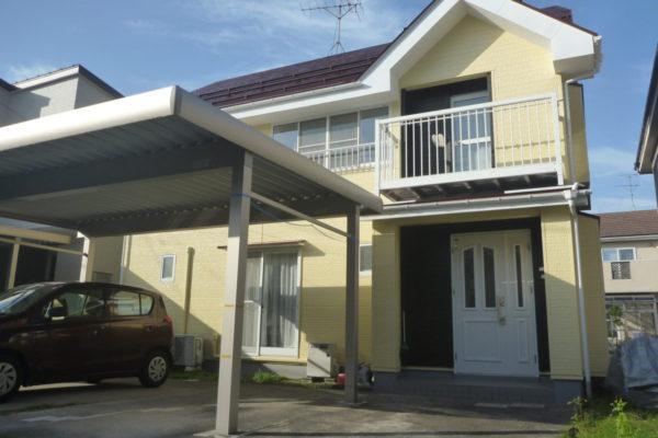 新潟県新潟市秋葉区 S様邸 外壁シリコン塗装・屋根シリコン塗装工事