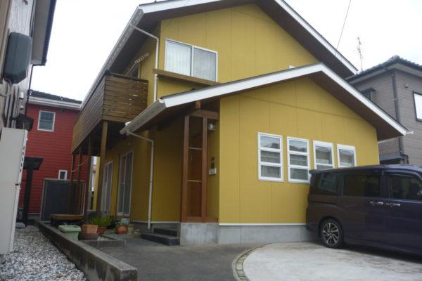 新潟県新潟市南区 S様邸 外壁塗装・屋根塗装・軒天上塗装工事