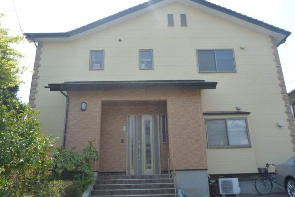 新潟県新潟市江南区O様邸外壁塗装・屋根塗装・板金工事