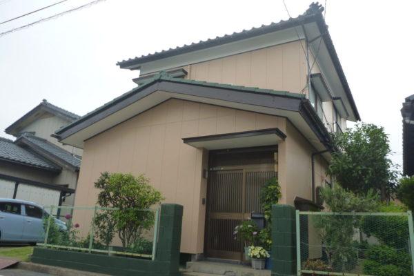 新潟県新潟市江南区S様邸外壁塗装・屋根塗装工事