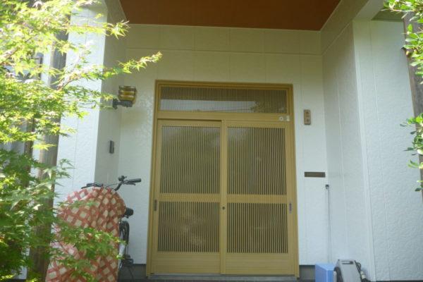 新潟県新潟市東区H様邸外壁塗装工事